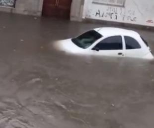 foto: Tras las inundaciones, ¿qué hacer con nuestro automóvil?