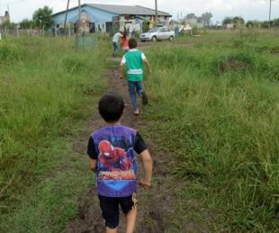 foto: UCA: creció la pobreza infantil y afecta a 13,1 millones de chicos