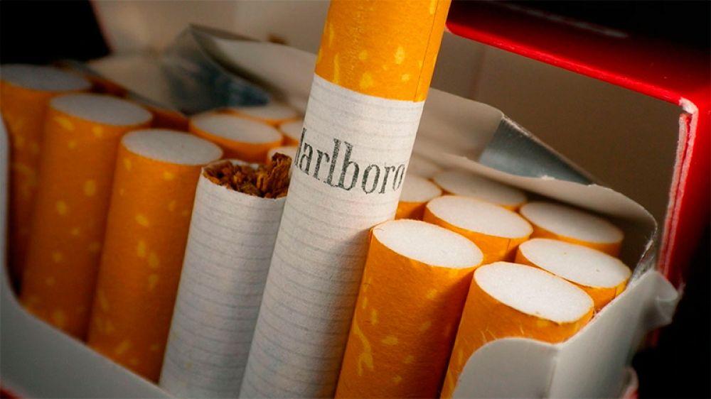 foto: Desde hoy rigen nuevos valores en el precio de los cigarrillos
