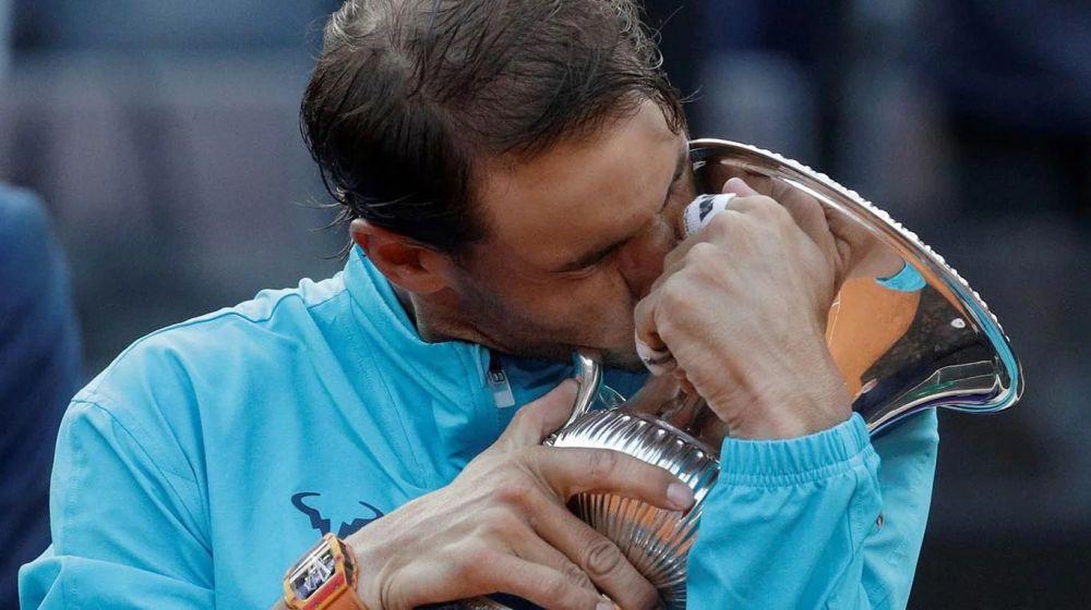 foto: Rafael Nadal jugó un partidazo ante Djokovic y se consagró campeón