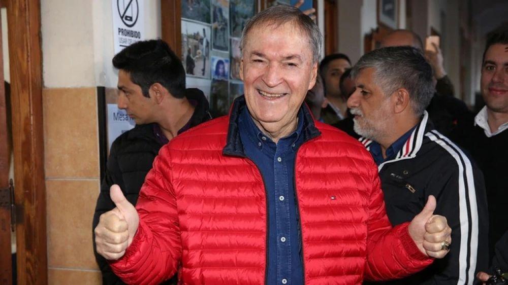 foto: Juan Schiaretti reafirmó que Alternativa Federal tendrá fórmula propia