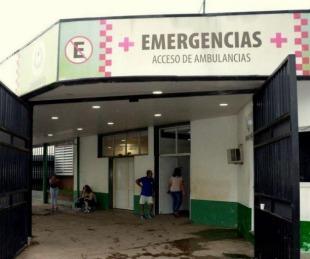 foto: Motociclistas heridos tras choque con un auto en San Cosme
