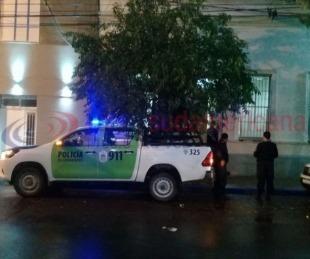 foto: Se quitó la vida un joven, familiar del ministro de Seguridad