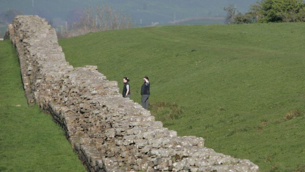 foto: Colapsa muralla que inspiró Juego de Tronos por las selfies