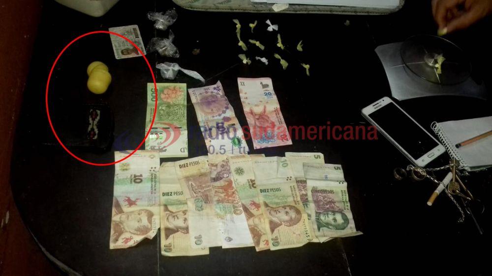 foto: Cayó delivery de droga: escondía la cocaína en un Kínder Sorpresa