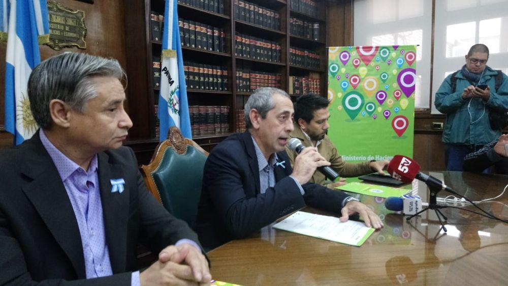foto: Provincia anunció adelantamiento de aumentos para mayo