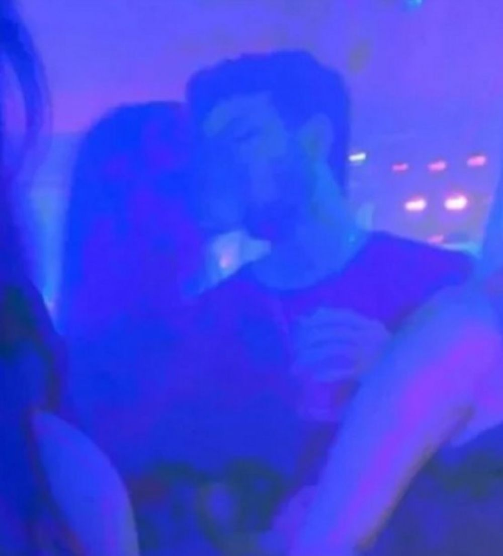foto: Romance confirmado entre Tini Stoessel y Sebastián Yatra