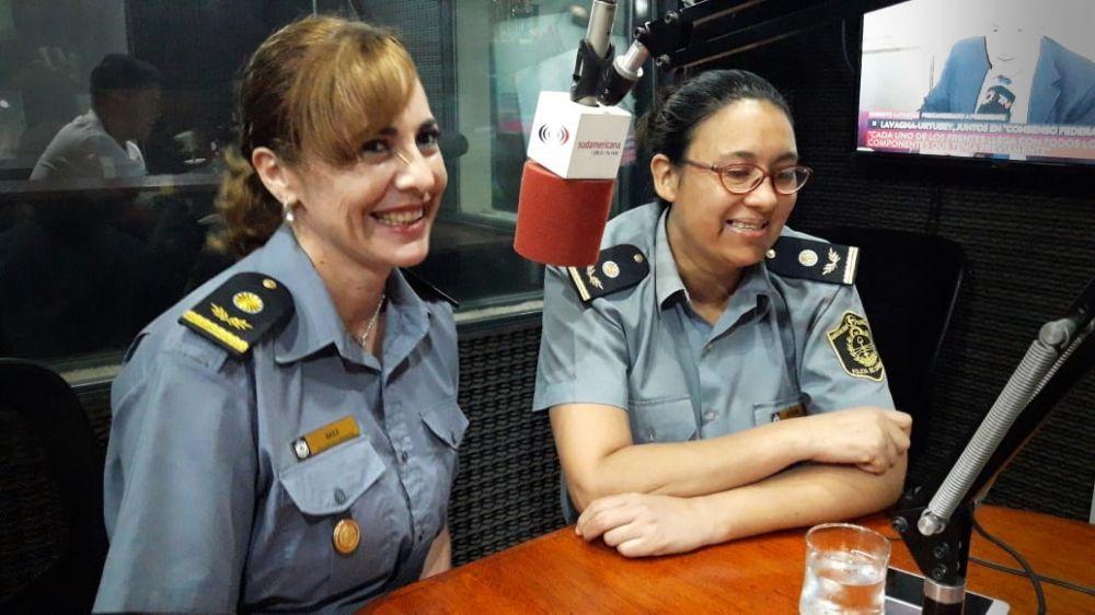 foto: Una mujer puede ser jefa de una Comisaría, igual que un hombre