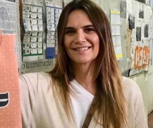 foto: Amalia Granata será diputada provincial en Santa Fe