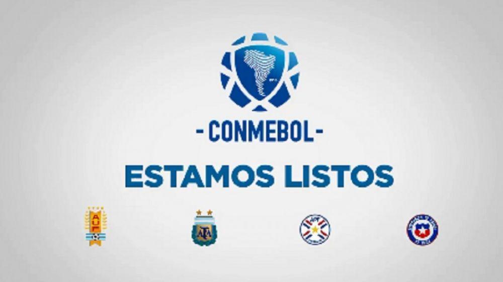 foto: Argentina oficializó su candidatura para organizar el Mundial 2030