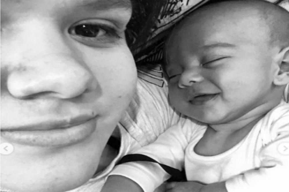 foto: Internaron al hijo de Morena Rial