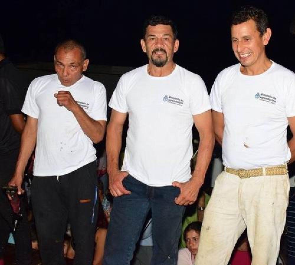 foto: Correntinos competirán en el Mundial de Esquila de Francia