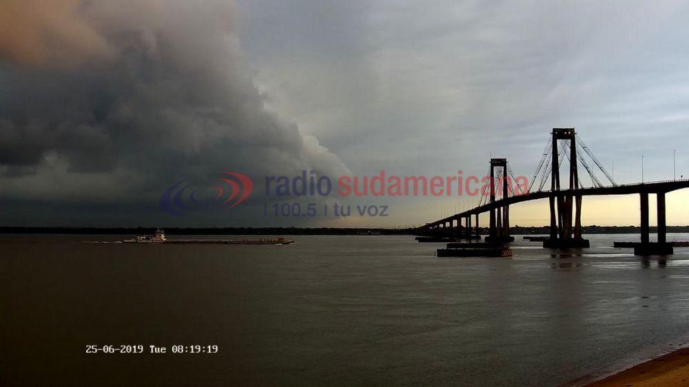 foto: Emiten alerta por fuertes vientos, lluvias y bajas temperaturas