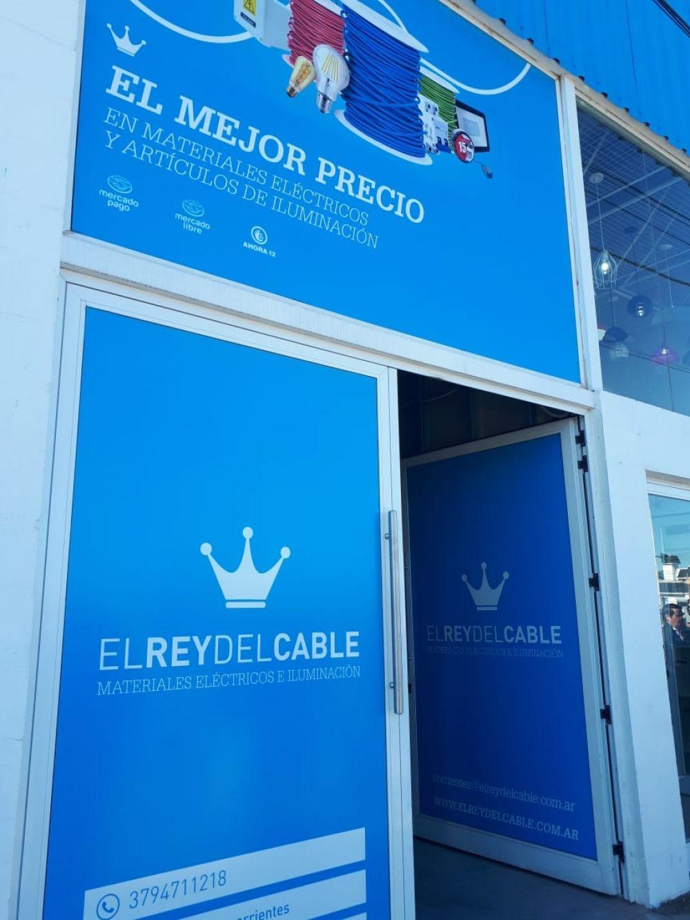 foto: El Rey del Cable llegó a Corrientes con los mejores precios