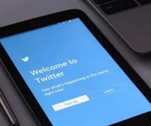 foto: Cayó Twitter: la red social funciona con problemas