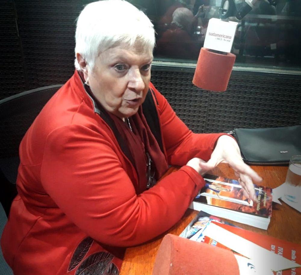 foto: Maris Folguerá: Hice una novela de amor sobre Eulalia
