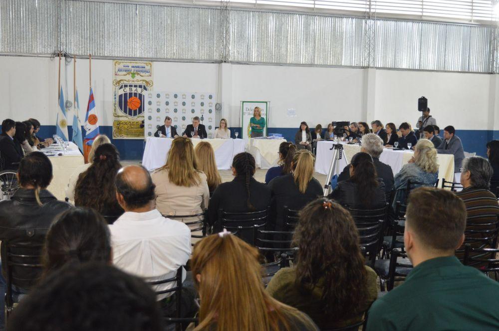 foto: Se realizó la primera sesión itinerante del Concejo Deliberante