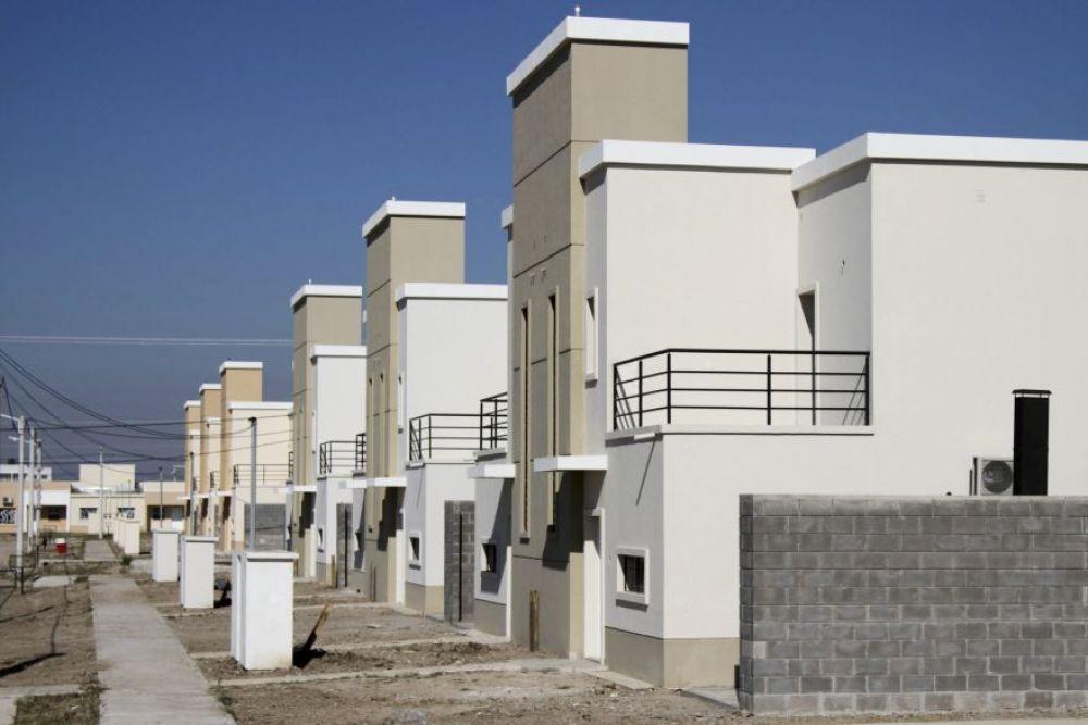 foto: Hoy se sortean alrededor de 300 viviendas en Santa Catalina