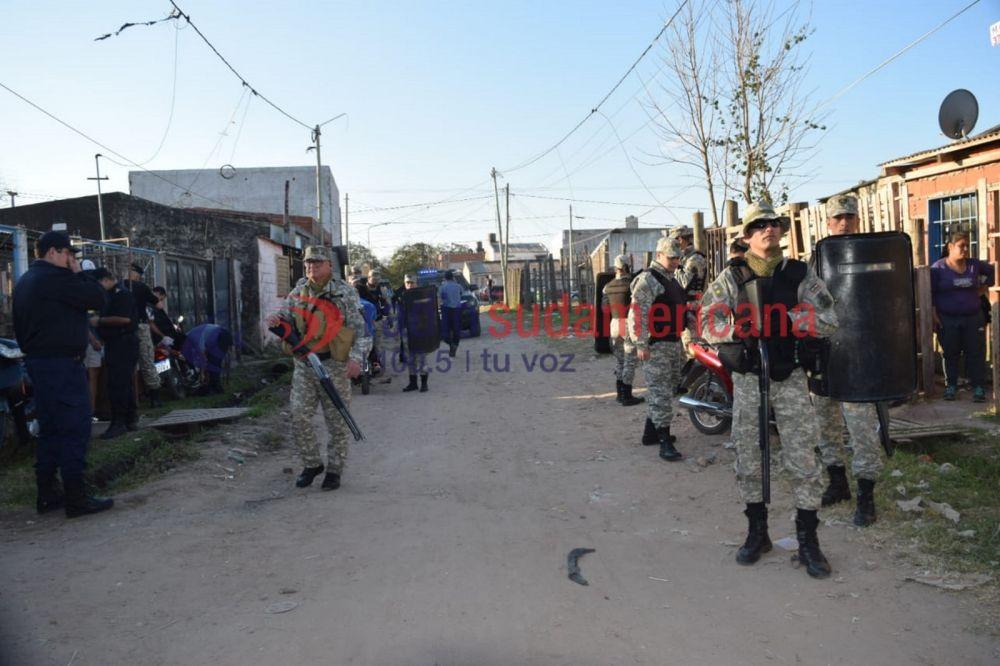 foto: Megaoperativo: secuestran 96 motos y demoraron a 70 personas
