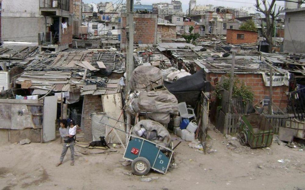 foto: La UCA advirtió que creció la pobreza y se ubica en 35%