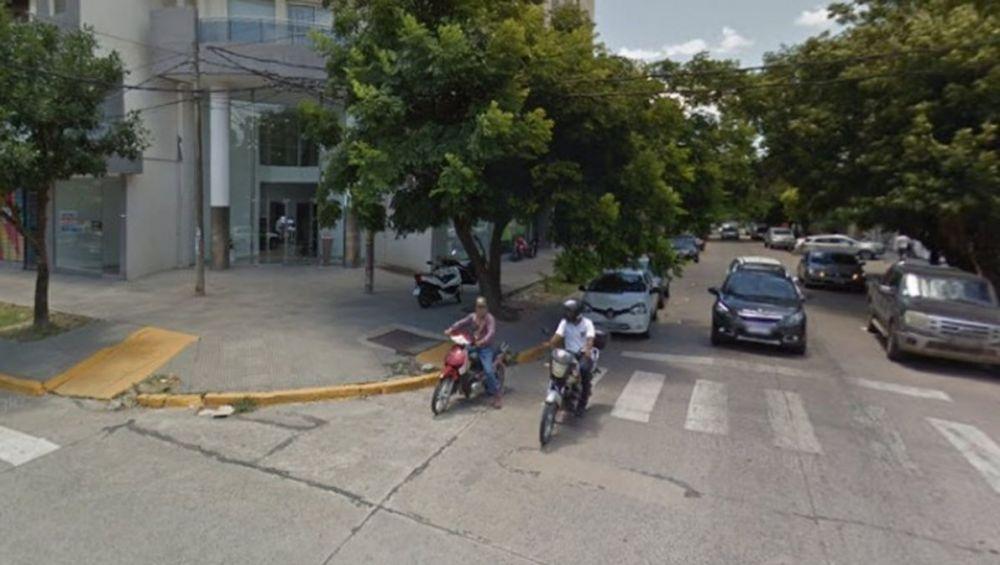 foto: Resistencia: Una joven cayó de un piso 12 y falleció en el acto