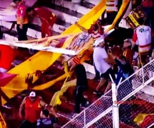 foto: Reviví la emotiva definición por penales entre Racing y Boca Unidos