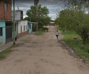 foto: Crimen en el Villa Raquel: