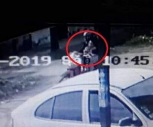 foto: Dos detenidos por el secuestro y tortura de una niña en Chaco