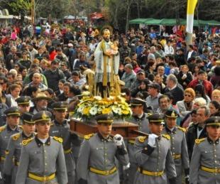 foto: Festividad de San Cayetano y 12° Aniversario como Santuario