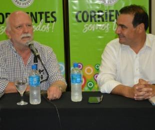 foto: Este miércoles Valdés inaugura el ripio en paraje cocalito