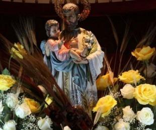 foto: Horarios de misa y actividades religiosas en San Cayetano