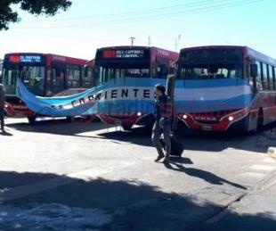 foto: Asamblea sorpresiva de choferes de la empresa Ersa: no prestarán servicio