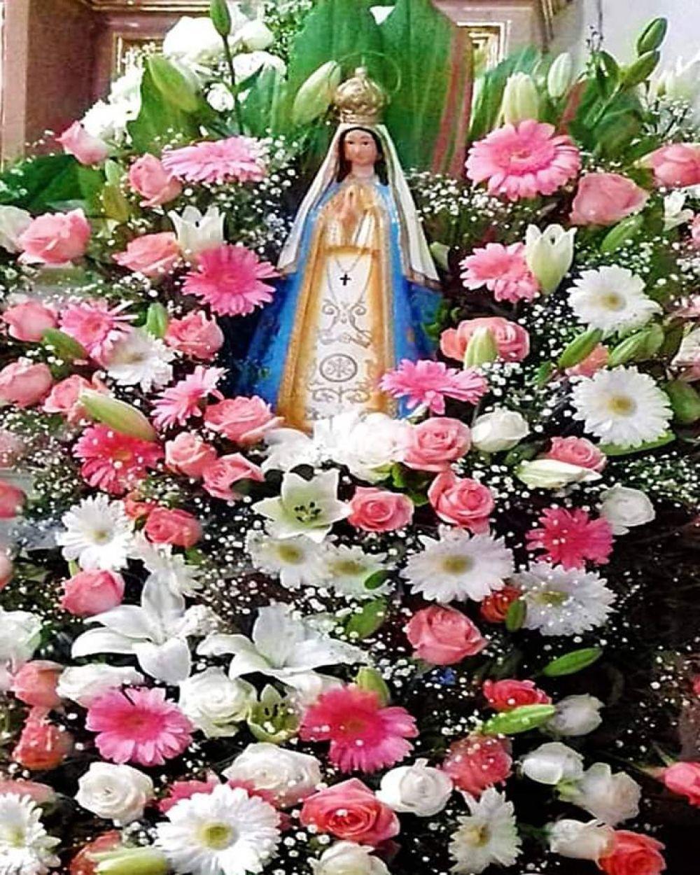 foto: La Virgen de Itatí peregrinará en México con San Luisito