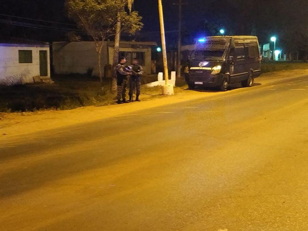 foto: Secuestraron 45 vehículos en una caravana de seguidores