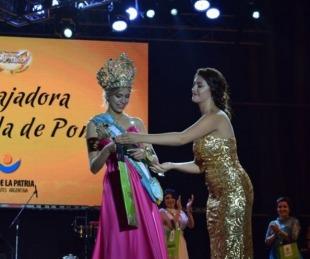 foto: Camila De Pompert es la nueva reina de la Fiesta del Dorado