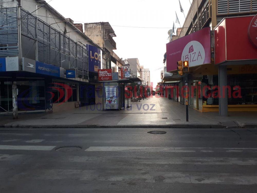 foto: La mayoría de los locales abrió sus puertas en el día no laborable