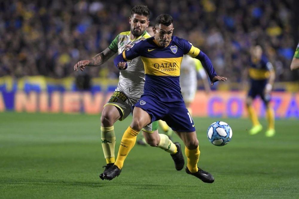 foto: Boca le ganó a Aldosivi y se repuso de la eliminación en Copa Argentina