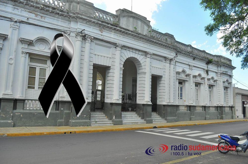 foto: Por duelo: Este martes no habrá clases en la Escuela Sarmiento