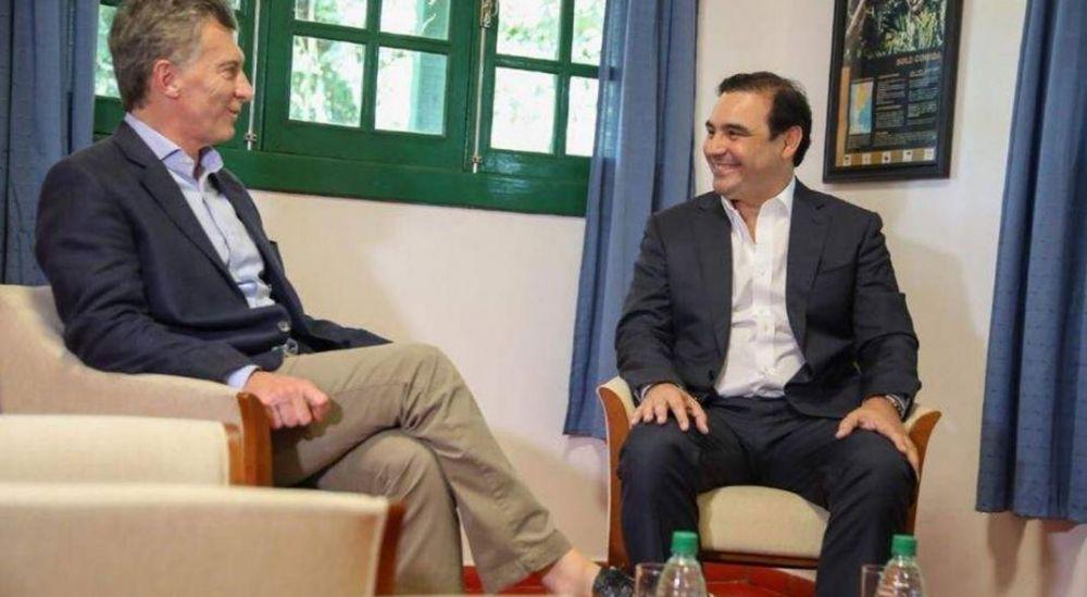 foto: Macri se reunirá con Valdés, legisladores e intendentes de ECO