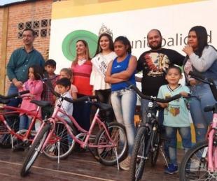 foto: Día del Niño en la localidad de Riachuelo