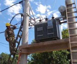 foto: La Dpec informa que habrá cortes de luz en el interior