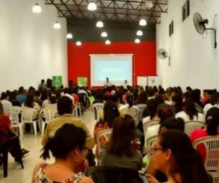 foto: Curso de capacitación docente de educación y seguridad vial
