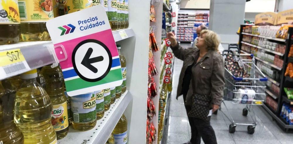 foto: Lanzan lista de Precios Cuidados con aumentos promedio del 4,66%