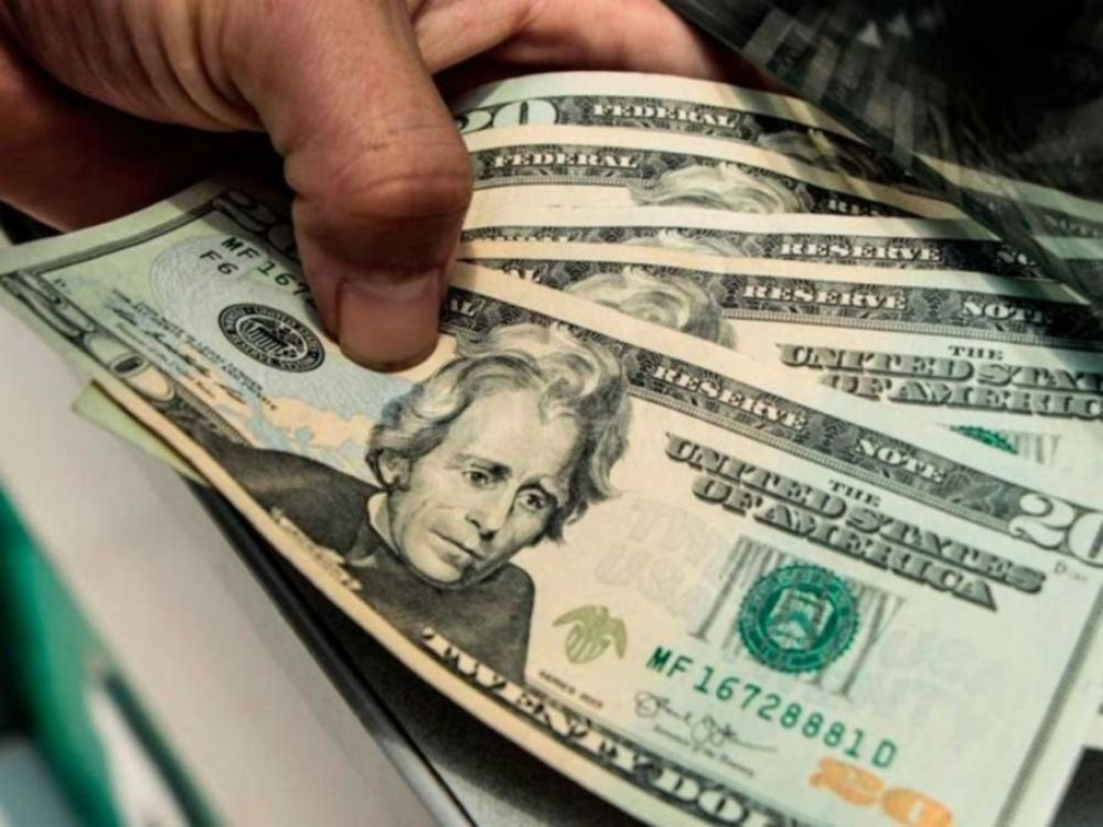 foto: El precio del dólar oficial siguió casi inmóvil