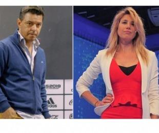 foto: La verdad sobre el fin del amor entre Marcelo Gallardo y Alina Moine