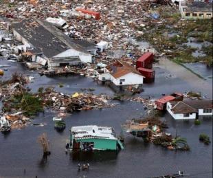 foto: Las Bahamas, devastadas: hay 2500 desaparecidos tras el huracán
