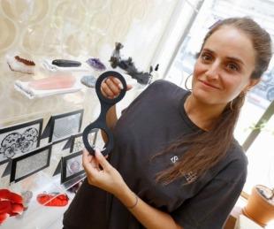 foto: Es hija de un rabino ortodoxo y tiene un sex shop kosher