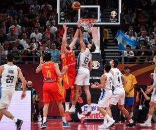 foto: Argentina perdió la final con España y alcanzó el subcampeonato por segunda vez