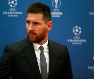 foto: ¿Messi se va del Barcelona?: enviado de Beckham se reunió con el padre