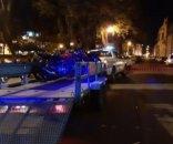 foto: Secuestraron 62 vehículos y hubo 21 test de alcoholemia positivos
